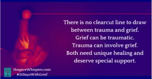 30 Trauma and Grief