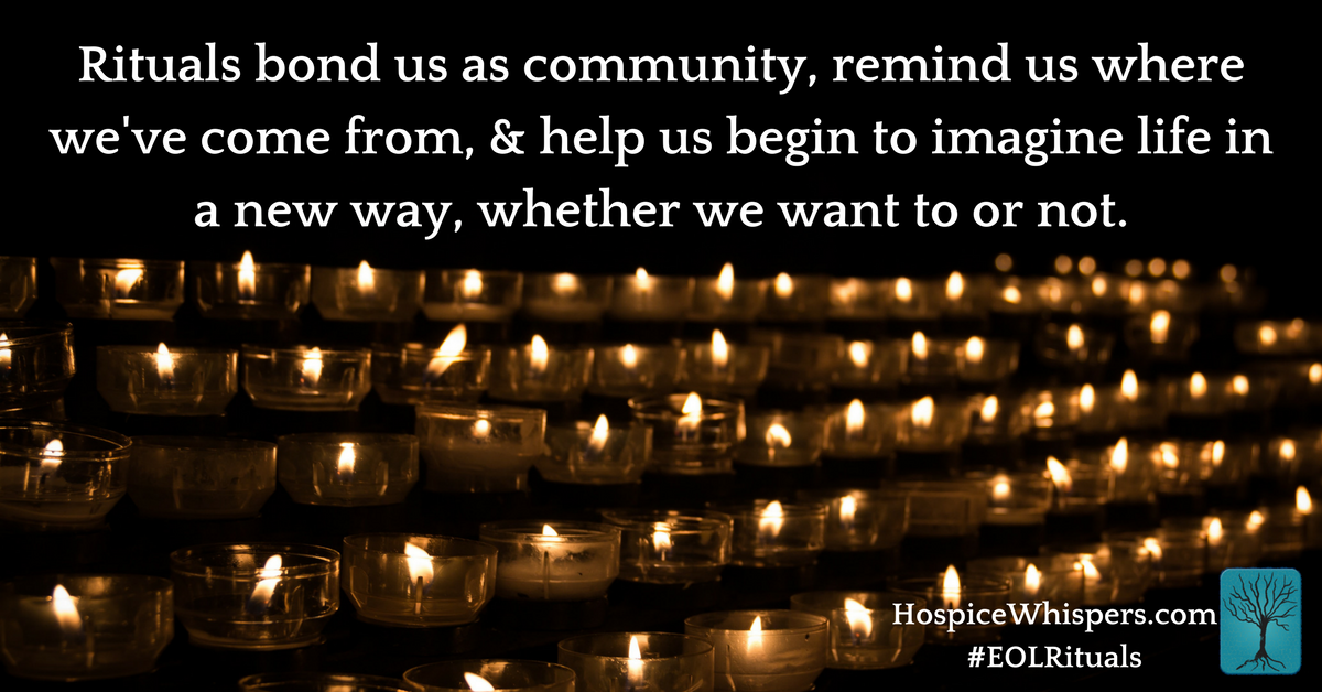 hospice whispers :: Hospice Whispers